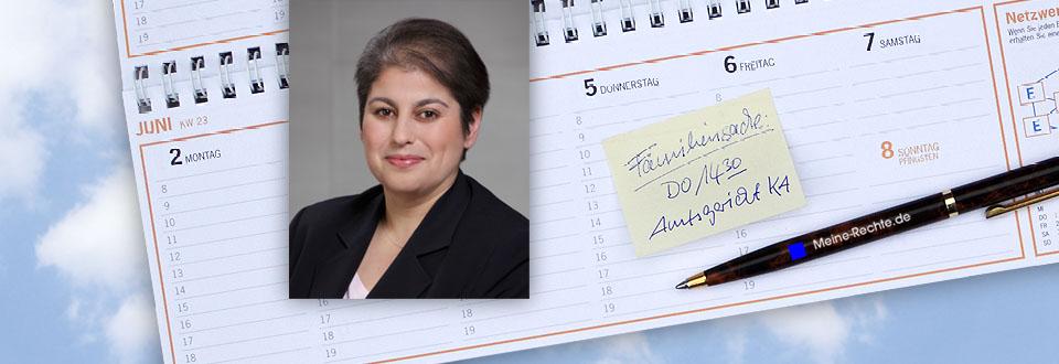 Dr. jur. Rahsan Dogan: Verstärkung im Familienrecht